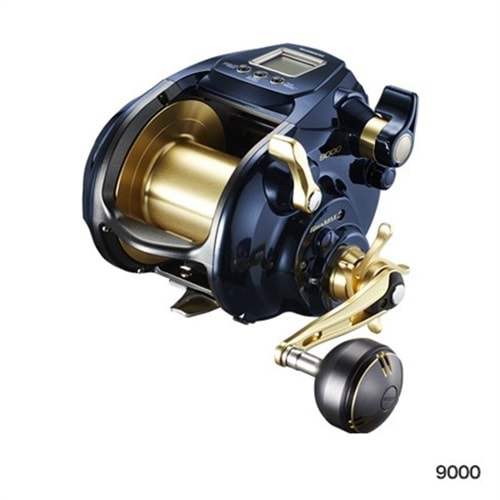 Shimano Beastmaster 9000 Electric Reel Lever Drag