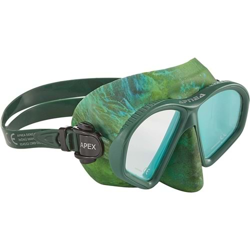 Apnea Apex Maske - GREEN