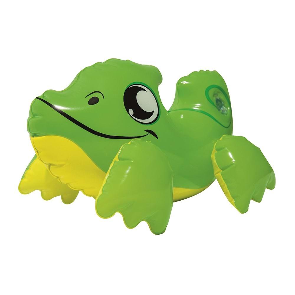 Şişme Mini Oyuncak Kurbağa 34030