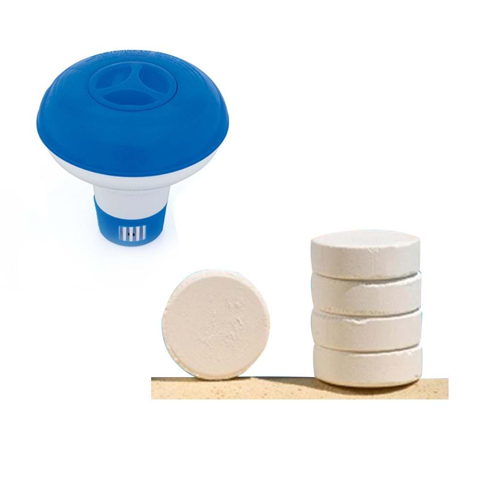 Havuz Kimyasal Tablet Klor Seti bw702