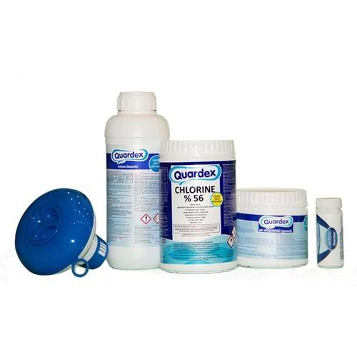 Bestway Havuzlar İçin Quardex Full Kimyasal Set Bw709